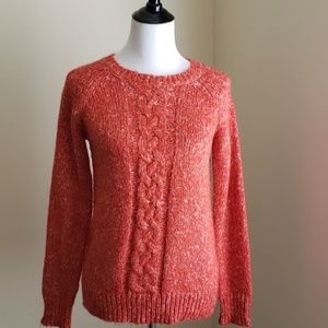 St John's Bay cable knit sweater
